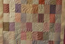 Machine Quilting Ideas / Quilting designs to try! / by L & R Designs Quilting
