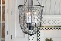 Chicken Wire Inspirations / by Angela Erikson