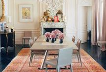 Dining Rooms / ...are for more than just eating... / by Lesli DeVito