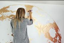 paint + other decor ideas / by Becky Kay