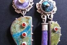 Arted - Jewelry / by Marianne Griffith