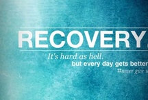 On Recovery / We recognize a need for change, lay a foundation of hope and make a commitment to improved wellness. We learn to let go of guilt and shame as we connect with others and seek support from those who share in our struggles. Recovery becomes a process of healing and a creation of our true being. Whether in recovery from substance abuse, an eating disorder, mental health recovery or other.  Here I would like to share wisdom, insight and encouragement through pins filled with truth and inspiration.
