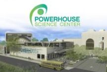 Powerhouse Science Center / The New Powerhouse facility coming Fall 2017