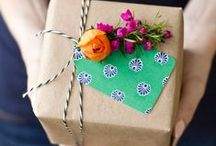 Gifts, Quotes, Cute Things & Such / by Heather Pomeisl