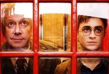 Harry Potter / by Heather Pomeisl