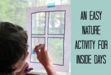 Green Acorns Blog / Connecting children to nature through playful experiences