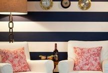 PREPPY / ...clean, classic and colorful...I love the look! / by Lesli DeVito