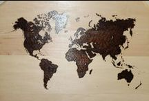 wood burning / by Becky Kay