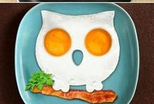 Eggs / So versatile! You can eat the filling and #children find endless ways of decorating them!