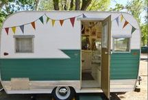 trailer remodel / by Becky Kay