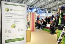 Tradeshows / Greenroomvoice showcase outdoor brand's best practice and environmental innovation
