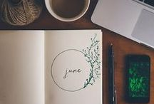 Journal/Blog Inspiration