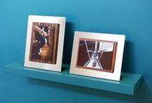 Portafotos / Una colección de portaretratos originales y únicos para decorar con los momentos más especiales de tu vida.