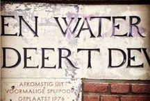 Ons Water in Dordrecht / De vele aspecten van water in Dordrecht