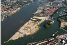 Stadswerven Dordrecht / Een bijzondere woonwijk in ontwikkeling