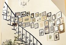 Photo Wall / I Want A Photo Wall In Every Room