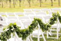 Weddings Aisle Decor / Aisle decor ideas for florists and weddings
