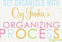 Hot Mess Organizing Efforts