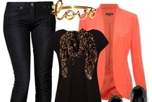 My Style(clothes, makeup,hair,etc.)  / by Adrianne Vining