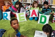 Children's Reading Nook / by Yolanda Secos