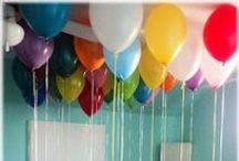 Birthdays/Parties / by Brandi Erickson