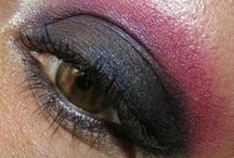 Eye Balls / Pics of eye looks from my own blog + beautiful eye balls around the interwebs!