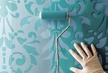 ♡ Wallpaper/Paint/F-Walls ♡