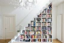 ♡ Storage ♡ / Even in the most complex, simplest home needs storage facilities and if room or area is a problem maybe try these ideas. Love them all so they seem to be handy for me.