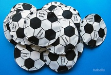 "You say ""soccer"", yo digo ""fútbol"" / by Yolanda Secos"