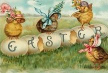 Vintage Easter / by Susan Wood