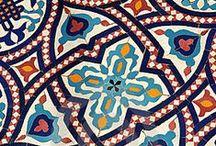 ♡ Tiles, Mosaic ✤ Surfaces ♡