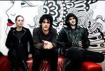 BRMC! / My favorite band Black Rebel Motorcycle Club