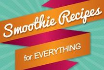 Smoothies/Popsicles. / by Jaime