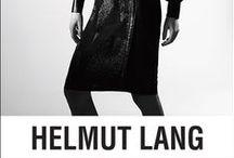 FASHION | Helmut Lang