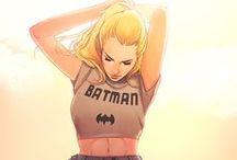 Character design - comic / Comic book heroes