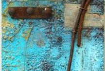 Rust, lovely rust / What could be more beautiful than something that happens naturally?