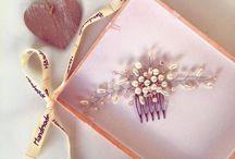 My work / My handmade accesories