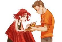 Percy Jackson and HoO and Trials of Apollo