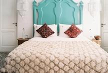 bedrooms / by Mary Carol Patrick