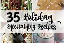 Spreading Holiday Cheer / Pinning all the my favorites of the holidays- recipes, gift ideas, decor, & more!
