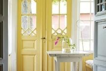 doors / by Mary Carol Patrick