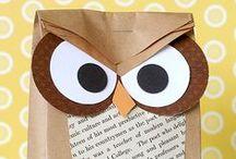 owls / by Perryn Pettus