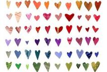 hearts / by Perryn Pettus
