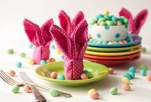 Hoppy Easter  / Easter Crafts, Easter food, and Easter decor! / by Linda {Craftaholics Anonymous®}