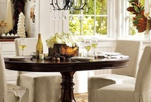 dining room / by Mary Carol Patrick