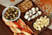 Snacks..Munchies & Dips / I'm a lover of snacking and unusual dips / by Shirley Wrubel