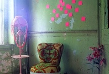 Interior Decor / by Minna Sainio-Calle