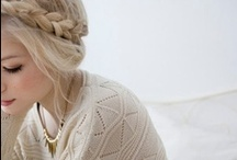 Goldielocks / Beautiful hair that I adore. Along with nail and make up inspirations <3 / by Whimsy