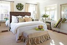 bedrooms / by Teresa Robertson