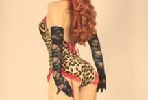 Pinup, boudoir and burlesque / Style and photography